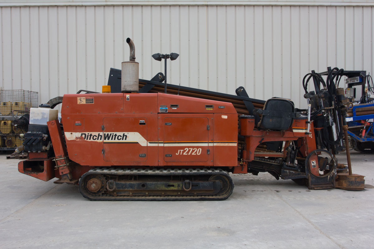 Буровая установка Ditch Witch JT2720 2000 года