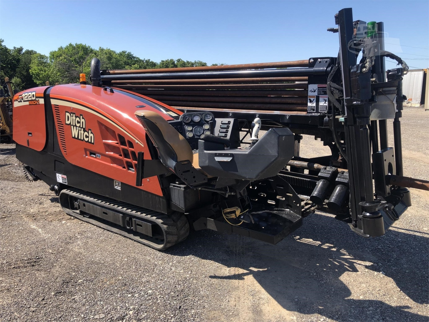 Буровая установка Ditch Witch JT1220 Mach 2013 года