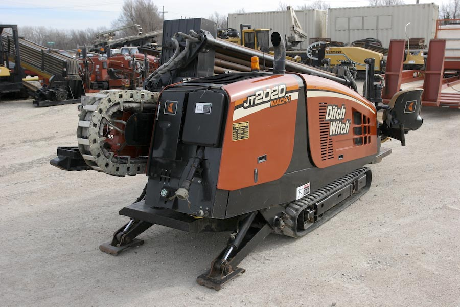 Буровая установка Ditch Witch JT2020M1 2008